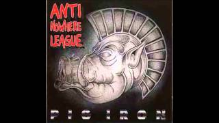 Anti-Nowhere League - Judges & Whores