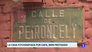 Salva Peironcely 10 en el Informativo de Madrid RTVE