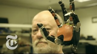The Bionic Man | Robotica | The New York Times