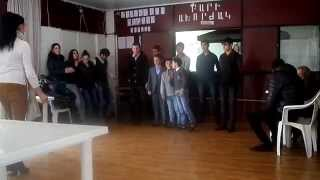 preview picture of video 'Veracnvac Spitak erqi studia'