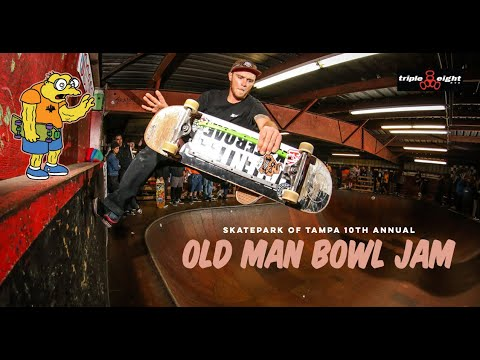 10th Annual Old Man Bowl Jam