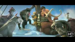 Ледниковый Период 4, Лед. Период 4 ролик №2