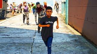 GTA 5 - ZOMBIE STORY