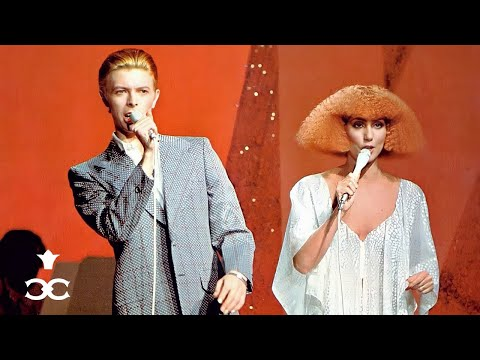 david bowie and cher audio chews