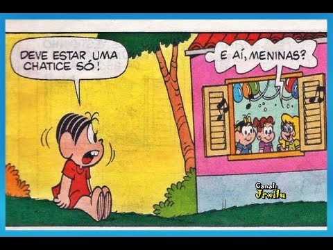 Mônica - A melhor festa do mundo!, Quadrinhos Turma da Mônica