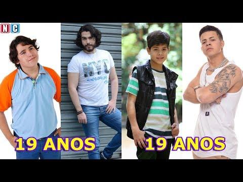 Top 13 Meninos de Chiquititas que mais mudaram
