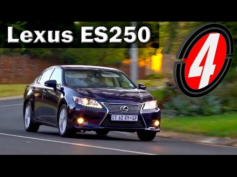 Lexus ES250 | New Car Review