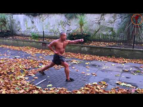 The Qi Of Stamina: Shaolin Monk Exercise - YouTube