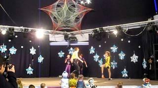Выступление на НГ 2011
