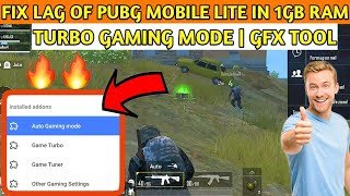 how to fix lag in pubg mobile lite with gfx tool - Thủ thuật