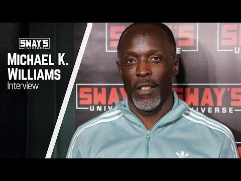 "Michael K. Williams on Surviving Molestation  & ""When They See Us"" Series on Netflix"