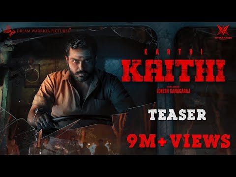 Kaithi - Movie Trailer Image