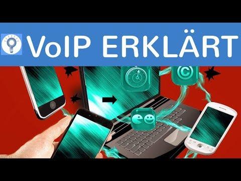 IP Technologie einfach erklärt - Internettelefonie, VoIP, Funktionsweise, Vorteile & Nachteile