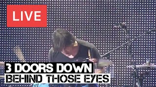 3 Doors Down - Behind Those Eyes Live in [HD] @ Hammersmith, London 2012