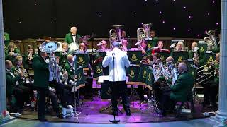 Tuba Smarties Wealden Brass at Eastbourne Bandstand Aug 2017