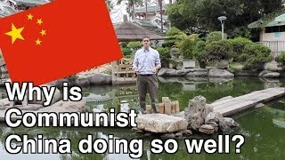 Economic Systems: Why Is Communist China Doing So Well? Micro Topic 1.2