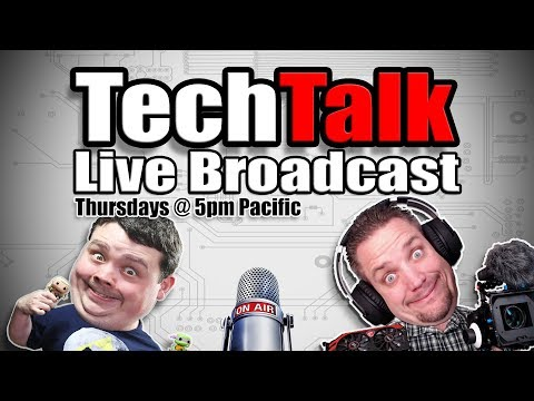 Tech Talk #159 – Yeah, we made it this week!
