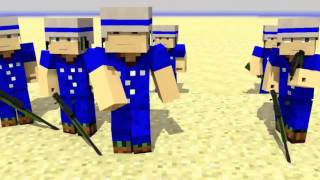 Boom Cannon Minecraft  Boom Beach Animation