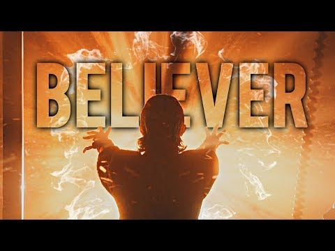 Multifandom | Believer [1k+ Subs]