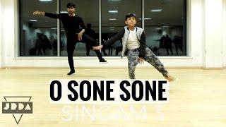O Sone Sone | S3 | SINGAM DANCE cover | Suriya, Shruti Haasan | @JeyaRaveendran choreograph