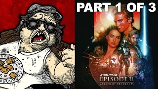 Mr. Plinkett's Attack Of The Clones Review (part 1 Of 3)