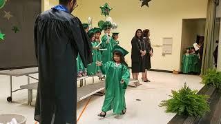 2019 TFE Kindergarten Graduation