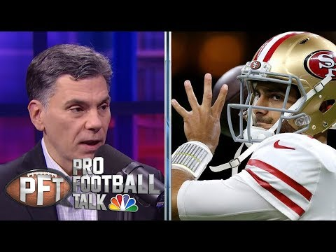 San Francisco 49ers earn last-second win in New Orleans | Pro Football Talk | NBC Sports