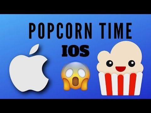 Popcorn Time iOS 12 | Install PopCorn Time on iOS 12, iOS 11, iPhone