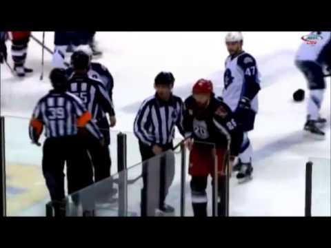 Eric Tangradi vs. Conor Allen