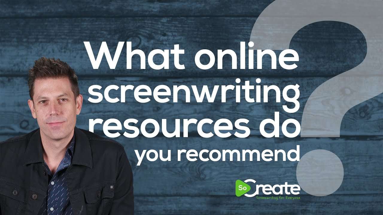 Disney Writer Ricky Roxburgh Shares His Favorite Online Screenwriting Resources