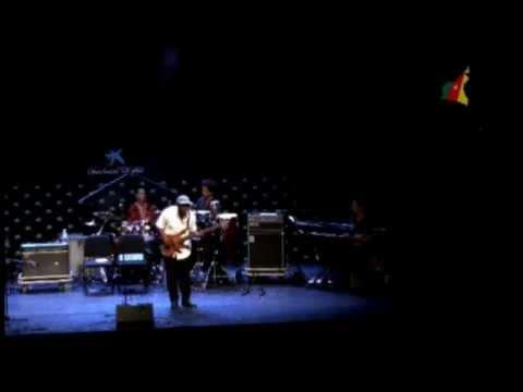 Apolo Bass en Caixa Forum de Madrid