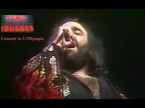 RESCUED** Demis Roussos - Full Concert in L'Olympia, Paris 1978