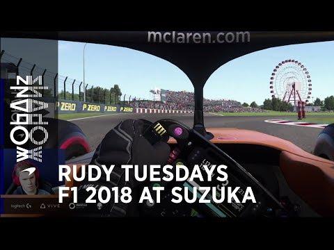 Rudy Tuesdays | F1 2018 at Suzuka Circuit