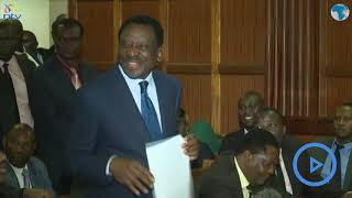 Orengo's humorous moment during Keroche's tax evasion case