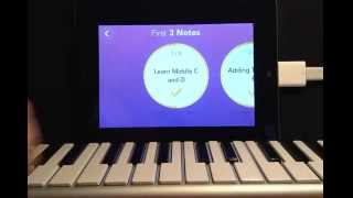 """How to use """"Simply Piano"""" by Joytunes app!"""