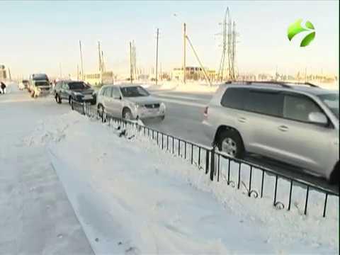 Автопробег по тундре ассоциации «Ямал – потомкам!» завершился в Салехарде