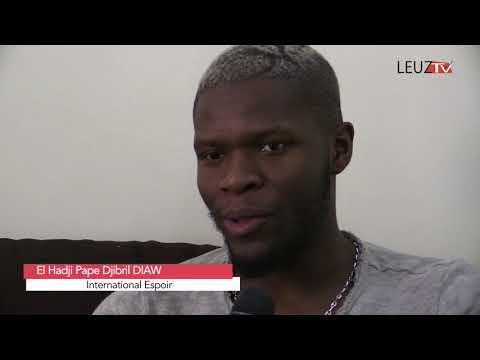 Interview-exclusif avec l'international Pape Djibril Diaw : Mon sms avec Aliou Cissé
