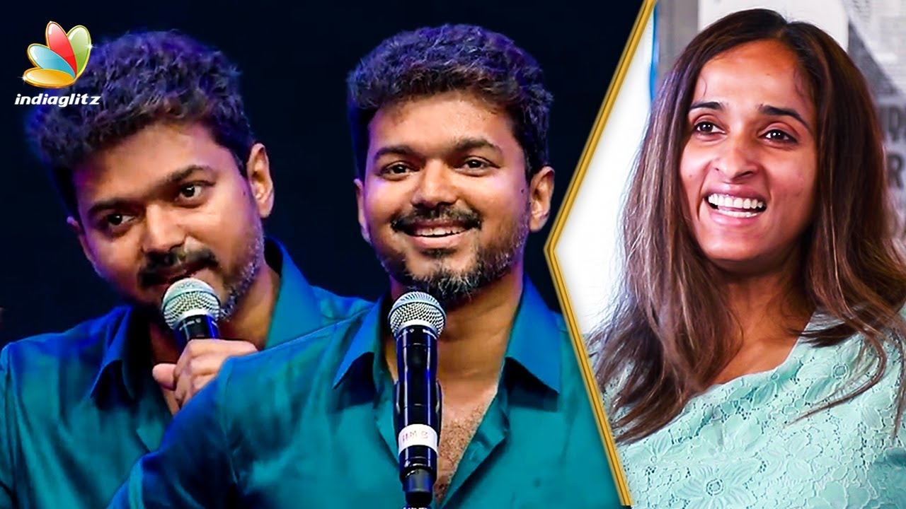 Vijay Speaks what his Heart Says : Archana Kalpathi about Thalapathy | Interview