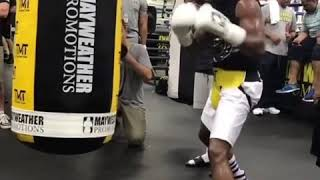 Floyd Mayweather Ready to be king of boxing again