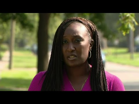 'I refuse to be called a victim': Woman who received violent, racist threats speaks out
