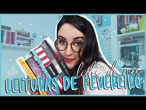 AS 8 LEITURAS DE FEVEREIRO (2021) | por Carol Sant