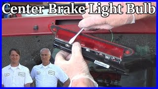 Brake Light Replace - Ford Escape 2001-2007