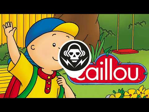 Caillou Theme Song THUG Remix RE Remix BASS BOOSTED 4 20