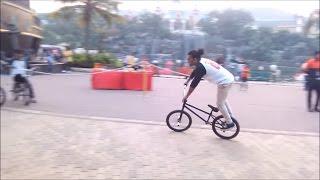 BMX in adlabs imagica by pravin habib Team8e India
