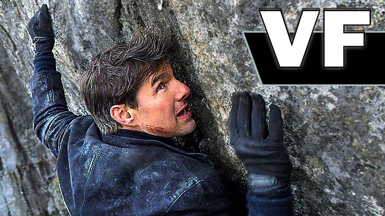 Mission: Impossible repercussion 2D
