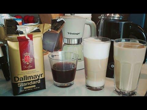 Dallmayr (dalmajer) Kaffee coffee Standard dobra kawa test