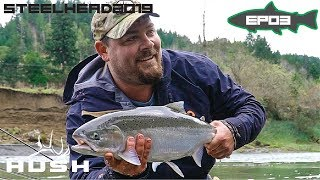 FIRST DAY IN THE BOATS -EP 03- STEELHEAD 2019