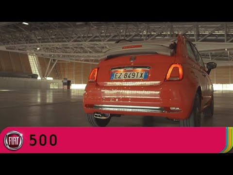 The New FIAT 500 - The Icon Reloaded