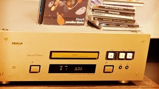 CD Player TEAC VRDS 10SE Plays Jazzy Tunes