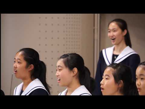 20181110 31 愛知県名古屋市立扇台中学校【合唱部門 最優秀賞】